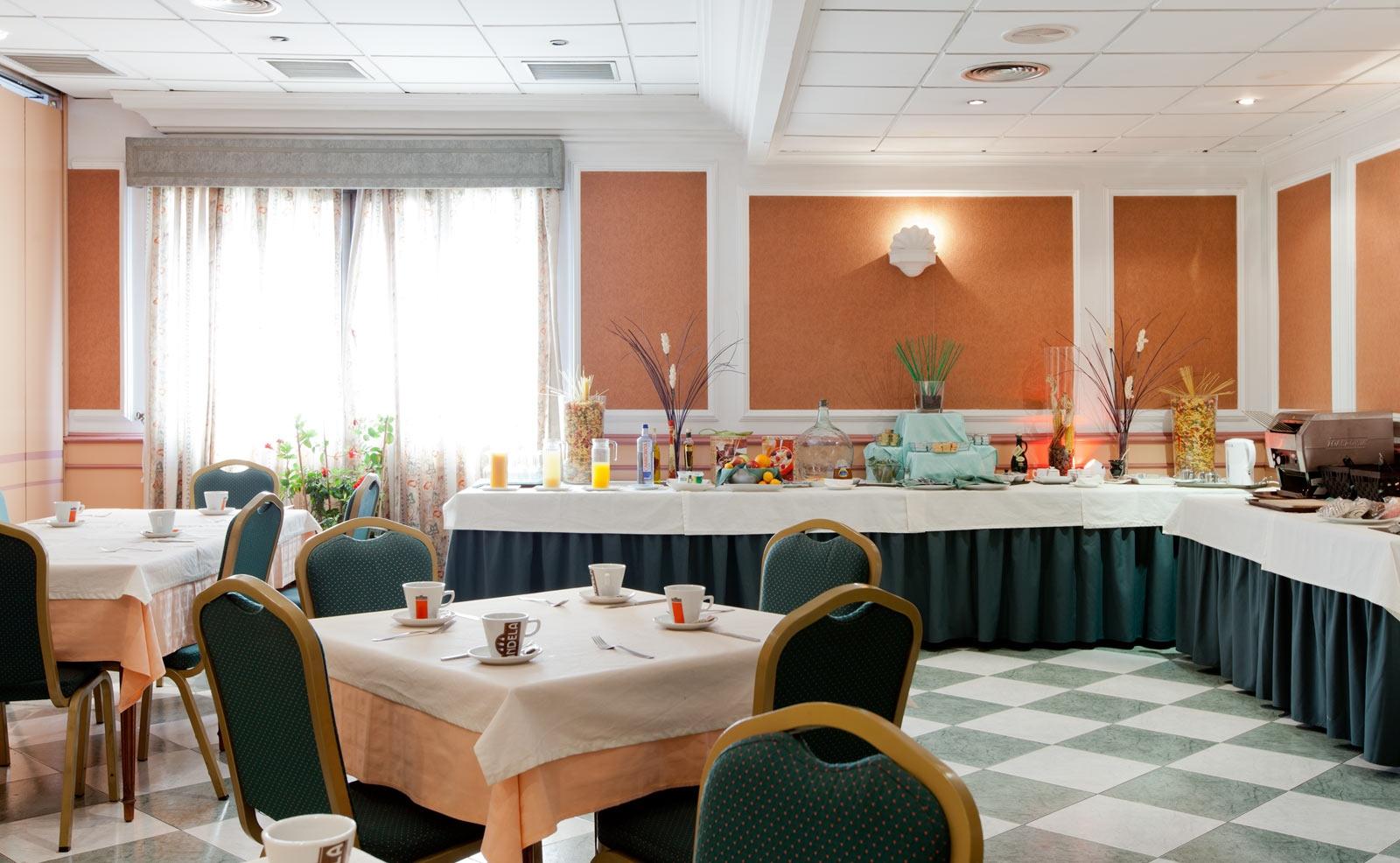 Hotel Galaico | Desayunos