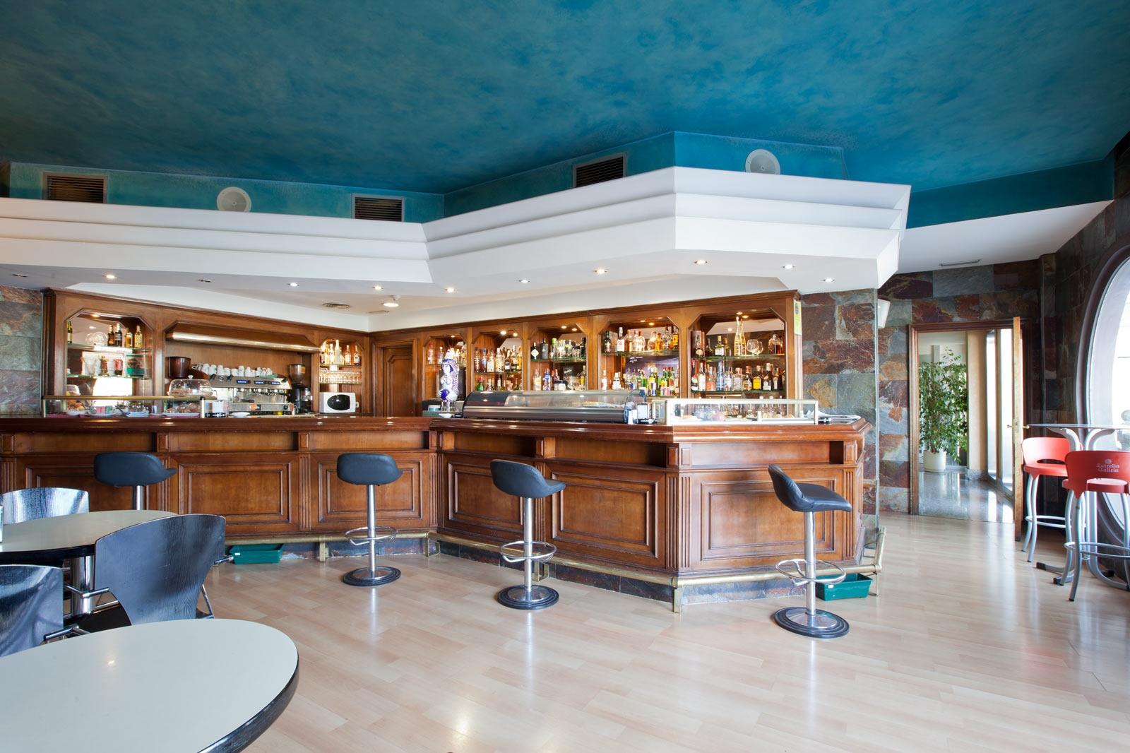 Hotel Galaico | Cafetería