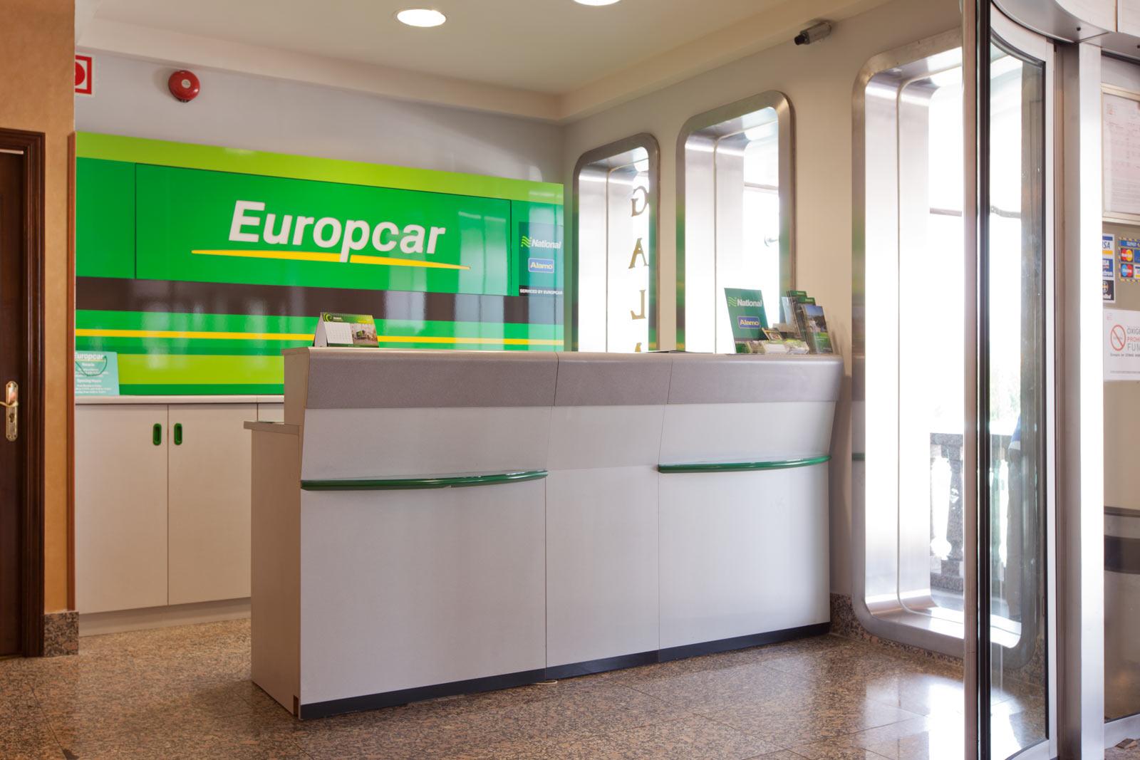Hotel galaico collado villalba web oficial mejor precio for Oficinas europcar madrid