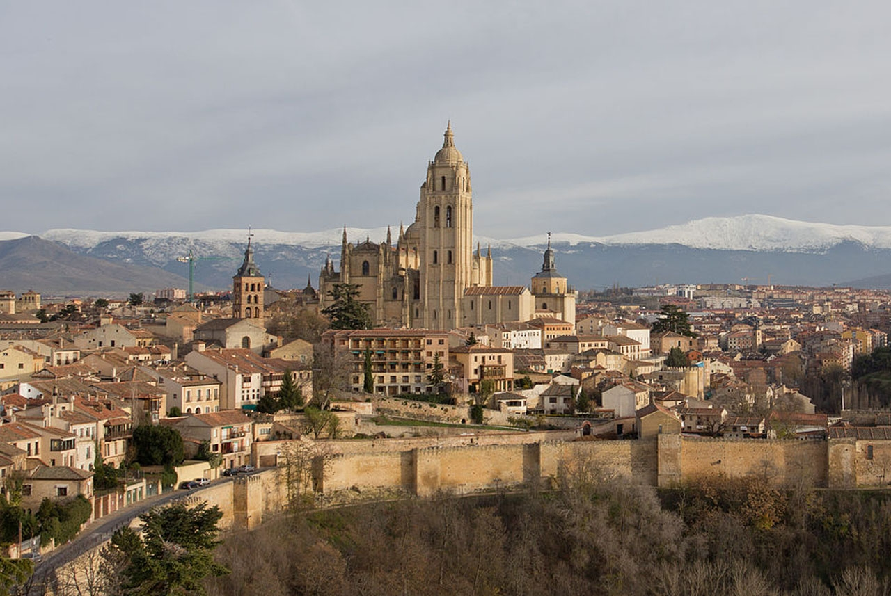 Segovia a 35 min