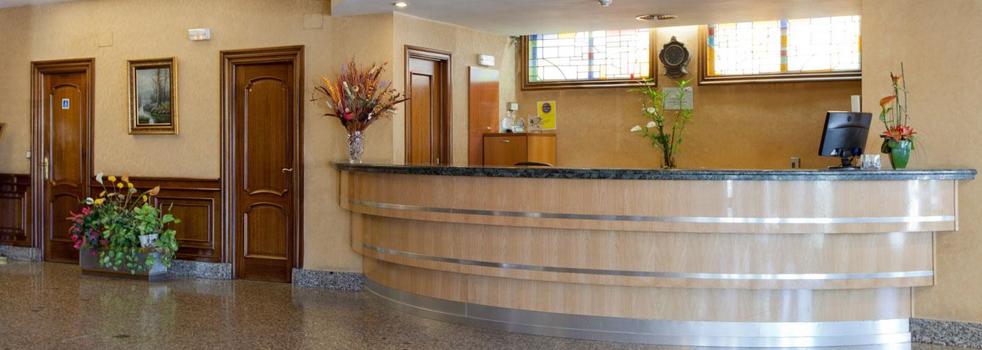 Hotel Galaico | Reception