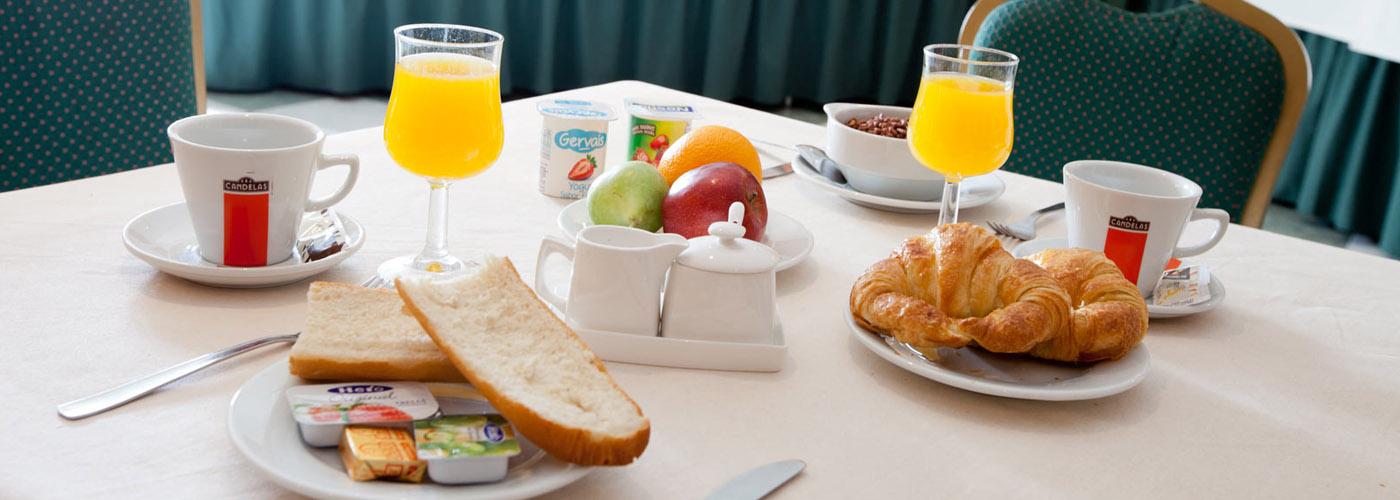 Hotel Galaico | Desayuno
