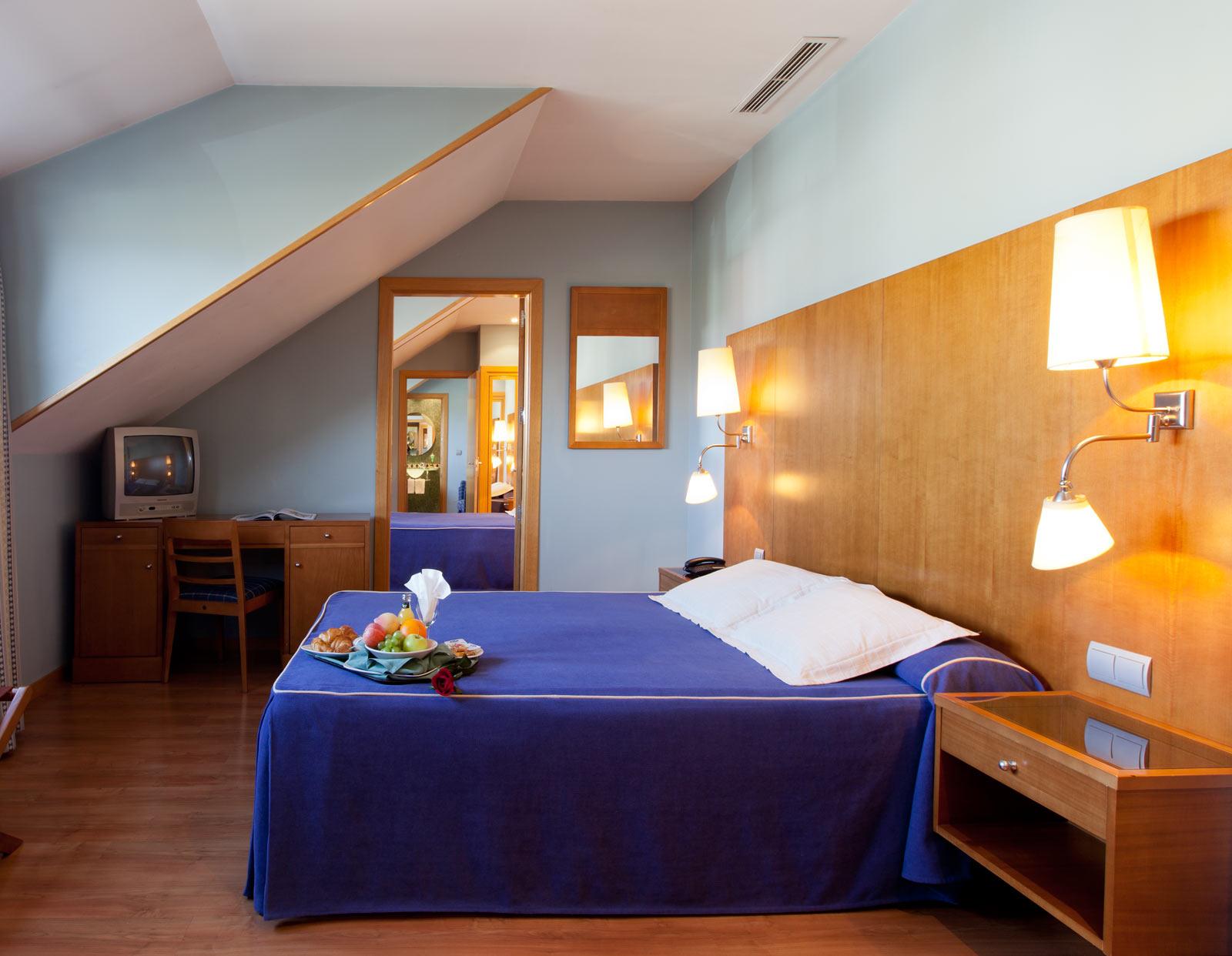 Hotel Galaico | Rooms